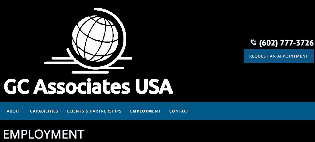 GC Associates USA